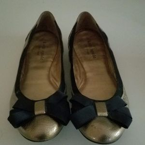 Kate Spade Bow Slippers